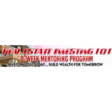 Real Estate Investing 101 Program (3 monthly installments)