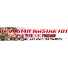 Real Estate Investing 101 Program (6 bi-weekly installments)