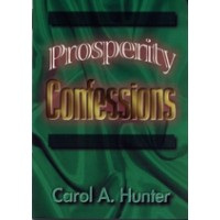 Prosperity Confessions Book